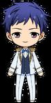 Yuzuru Fushimi fine Uniform chibi