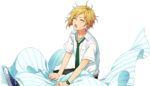 (With his Juniors) Nazuna Nito Full Render