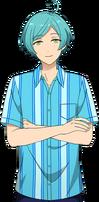 Kanata Shinkai Casual Summer Dialogue Render