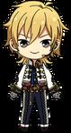 Kaoru Hakaze Starfes Outfit chibi