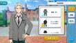 Nagisa Ran Student Uniform Outfit