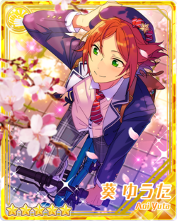 (Dashing 1st Year) Yuta Aoi Bloomed