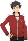 Tetora Nagumo PE Winter Dialogue Render