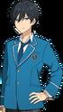 Hokuto Hidaka (Card) Full Render Bloomed