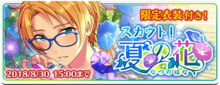 Summer Flowers Banner