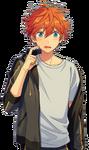 (Fragment of Hope) Subaru Akehoshi Full Render