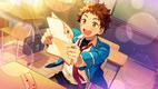 (Letter of Passion) Mitsuru Tenma CG