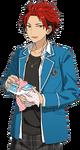 (Lunch Break) Kuro Kiryu Full Render