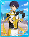 (Yellow of Hope) Shinobu Sengoku