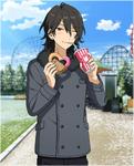 (Amusement Park Enjoyment) Rei Sakuma Frameless Bloomed