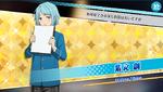 (Sketch) Hajime Shino Scout CG