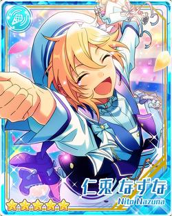 (Tears and Smiles) Nazuna Nito Bloomed
