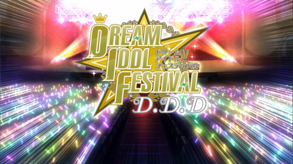 Rebellion Dream Idol Festival DDD