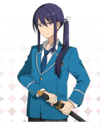 Souma Kanzaki (Card) Frameless Bloomed