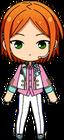 Yuta Aoi 4th Anniversary Outfit chibi