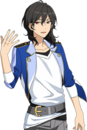 (Academy Idol) Rei Sakuma Full Render Bloomed