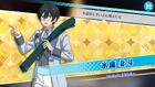 (Pale Blue Mask) Hokuto Hidaka Scout CG