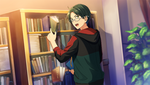 (Skilled Strategist's Blade) Keito Hasumi CG