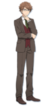 Akiomi Kunugi 1