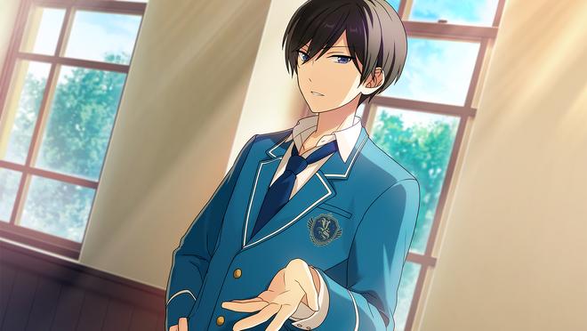 (Dependable Class President) Hokuto Hidaka CG