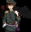 (Sword Backup) Chiaki Morisawa Full Render