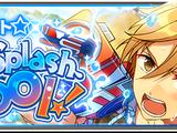 Shot☆Splash Pool!