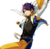 (Yellow Shooting Star) Shinobu Sengoku Full Render