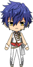 Jun Sazanami Summer Live chibi