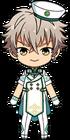 Koga Oogami Sailor Outfit chibi