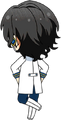 Rei Sakuma ES Idol Uniform chibi back