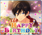 Hokuto Hidaka Birthday Course
