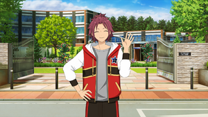 Mao Isara ES Trickstar Practice Outfit