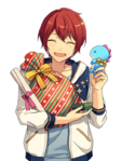 (Aligned Stage) Tsukasa Suou Full Render