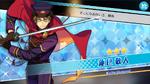 (Vaisravana's Blade) Keito Hasumi Scout CG