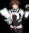(Vigorous Leader) Chiaki Morisawa Full Render