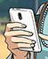 Hajime's Phone