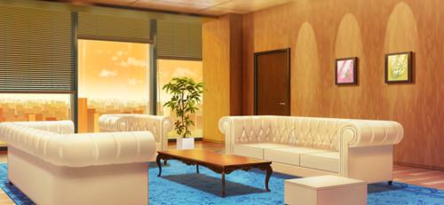 Reception Room (Evening) Full