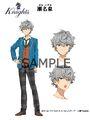 Izumi Sena Anime Faceshot