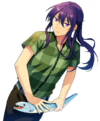 Souma Kanzaki Casual Summer Dialogue Render