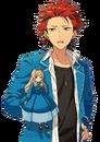 (Lantern Gravekeeper) Kuro Kiryu Full Render