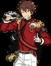 (Red Gift) Chiaki Morisawa Full Render Bloomed