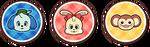 Ojisan to Issho Icons 1