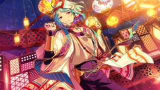 (Fireflies and Summer Night) Hajime Shino CG2