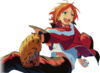 (Cooperative Play Ball) Hinata Aoi Full Render