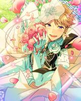 (Maiden's Flower Garden) Arashi Narukami Frameless Bloomed
