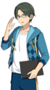 (Side Support) Keito Hasumi Full Render