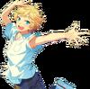 (World in the Sky) Sora Harukawa Full Render