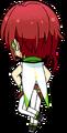 Natsume Sakasaki ES Switch Uniform chibi back
