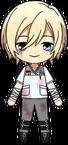 Eichi Tenshouin Underdoctor chibi