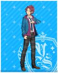 Mao Isara Dengeki full body